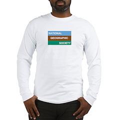 Society Flag Long Sleeve T-Shirt