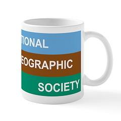Society Flag Mug