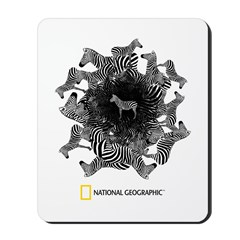 National Geographic Zebras Mousepad