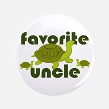 "Favorite Uncle 3.5"" Button"