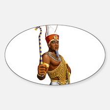 Pharaoh Sticker (Oval)