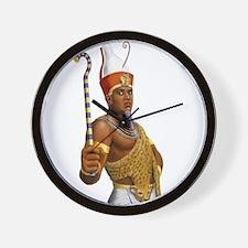 Pharaoh Wall Clock