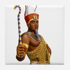 Pharaoh Tile Coaster