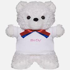 Hot Chef Teddy Bear