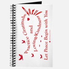 Gratitude and Loving-Kindness Journal