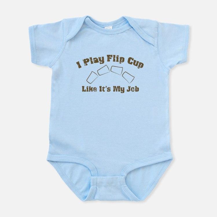 Like it's my job Infant Bodysuit
