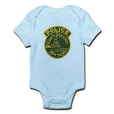 Castle Shannon Borough Police Onesie
