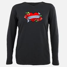 Heart & Rose - T-Shirt