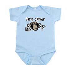 98% Chimp Infant Bodysuit