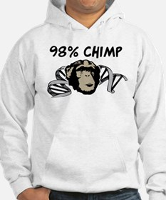 98% Chimp Jumper Hoody