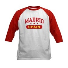 Madrid Spain Tee