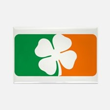 Major League Irish Rectangle Magnet