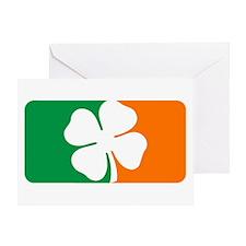 Major League Irish Greeting Card