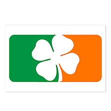 Major League Irish Postcards (Package of 8)