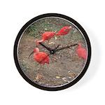 ibis Wall Clock