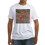 ibis Fitted T-Shirt