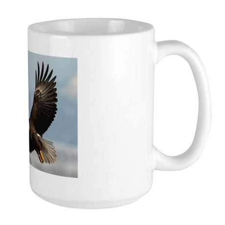 Eagle Flight Large Mug