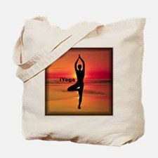 iYoga Tote Bag