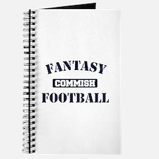 Fantasy Football Commish Journal