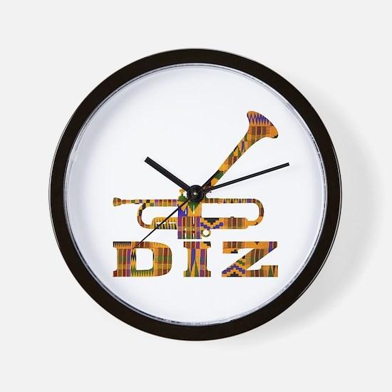 DIZ Wall Clock