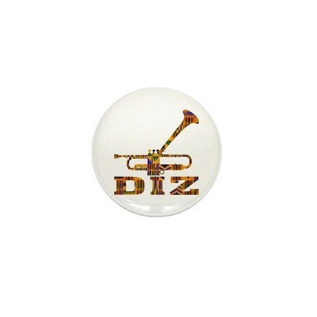 DIZ Mini Button