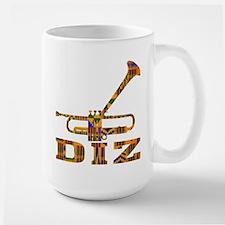 DIZ Large Mug