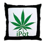 iPot Throw Pillow