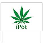 iPot Yard Sign