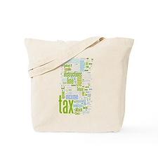 Cute Tax preparer Tote Bag