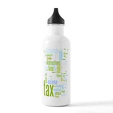 Funny Return Water Bottle