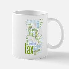 TaxWordle2 Mugs
