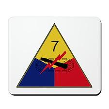 Lucky Seventh Mousepad