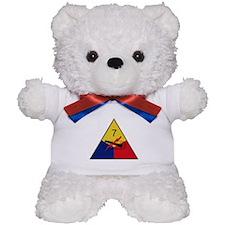 Lucky Seventh Teddy Bear