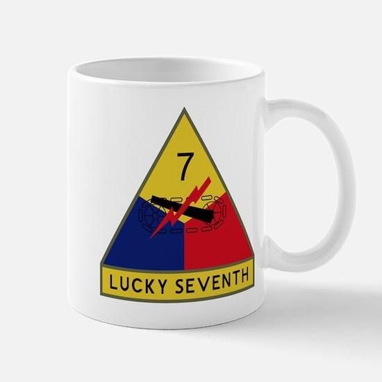 Lucky Seventh Mug