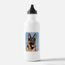 German Shepherd Dog 9Y554D-150 Sports Water Bottle