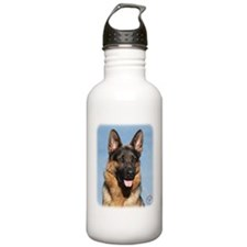 German Shepherd Dog 9Y554D-150 Water Bottle