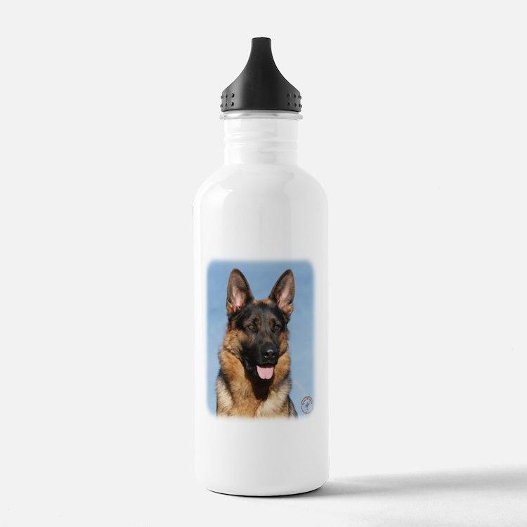 German Shepherd Dog 9Y554D-150 Water Bottle