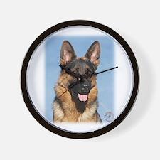 German Shepherd Dog 9Y554D-150 Wall Clock