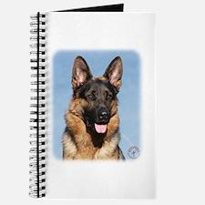 German Shepherd Dog 9Y554D-150 Journal