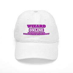 Wizard Online Baseball Cap