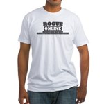 Rogue Online Fitted T-Shirt