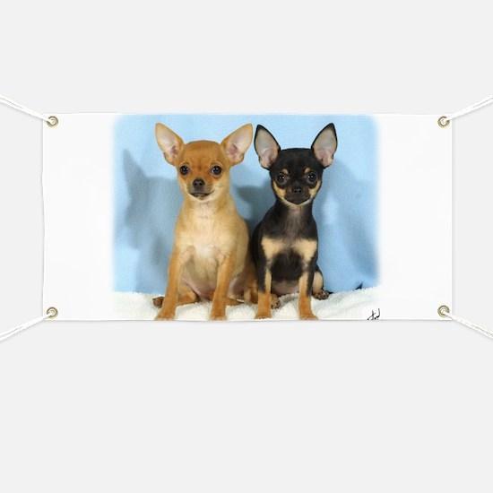 Chihuahuas 9W079D-011 Banner