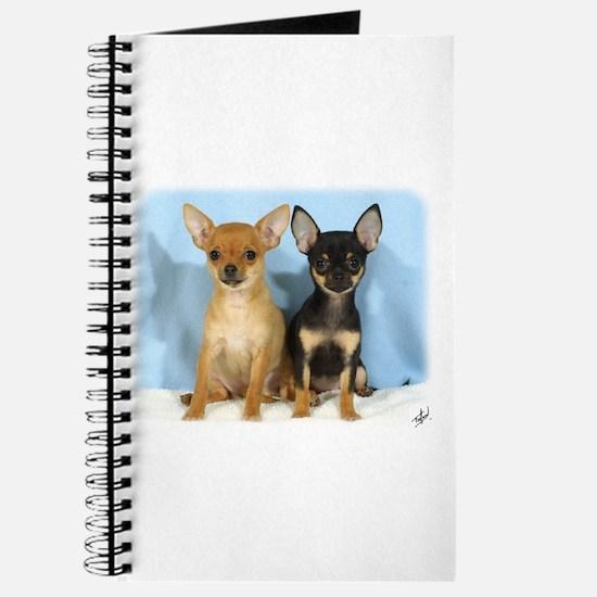 Chihuahuas 9W079D-011 Journal