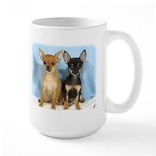 Chihuahuas 9W079D-011 Mug