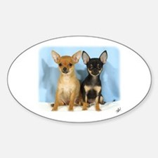 Chihuahuas 9W079D-011 Decal