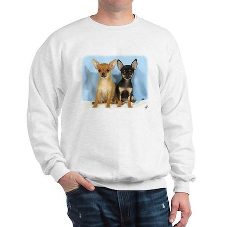 Chihuahuas 9W079D-011 Sweatshirt