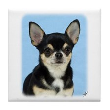 Chihuahua 9W092D-057 Tile Coaster