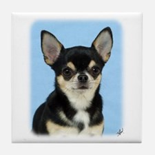 Chihuahua 9W092D-057 Tile Coaster