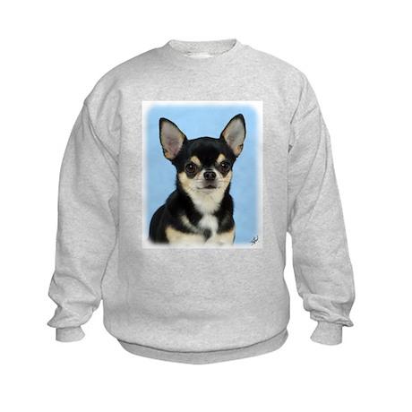 Chihuahua 9W092D-057 Kids Sweatshirt