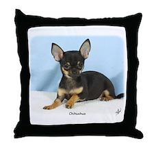 Chihuahua 9W079D-027 Throw Pillow